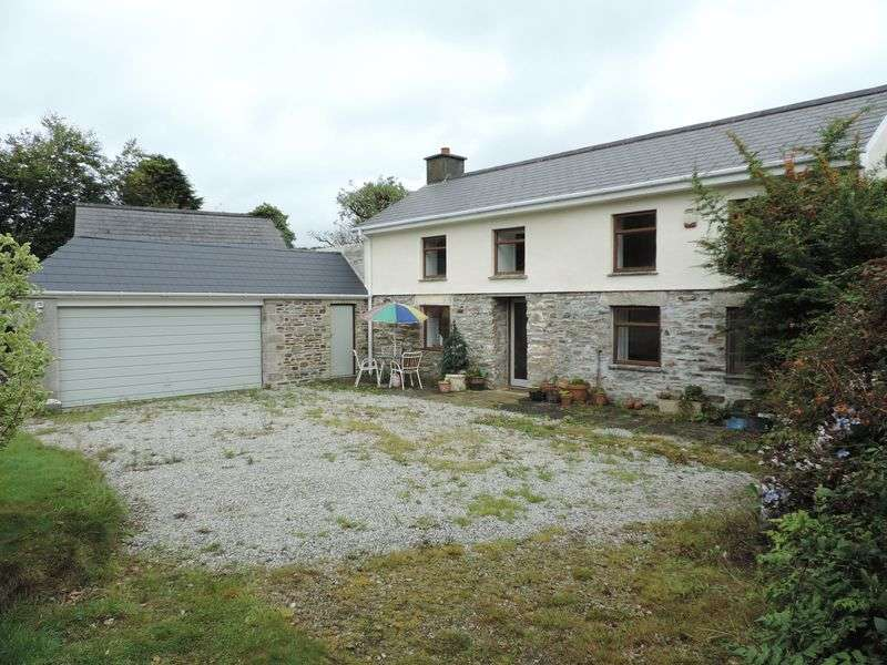 4 Bedrooms Detached House for sale in Higher Goongumpas Lane, Nr. Redruth