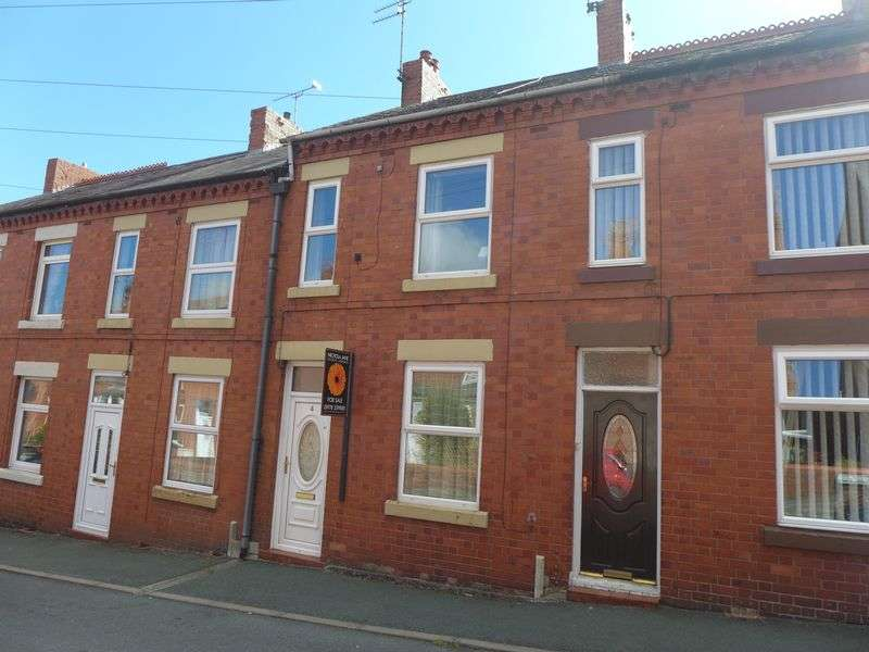 2 Bedrooms Terraced House for sale in Bryn Street, Wrexham
