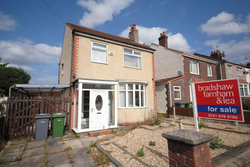 3 Bedrooms Detached House for sale in Douglas Drive, Moreton