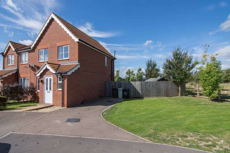 3 Bedrooms Semi Detached House for sale in Mary Lovell Way, Stickney