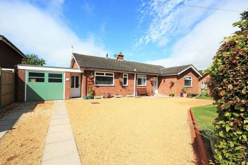 3 Bedrooms Detached Bungalow for sale in Alkington Road, Whitchurch