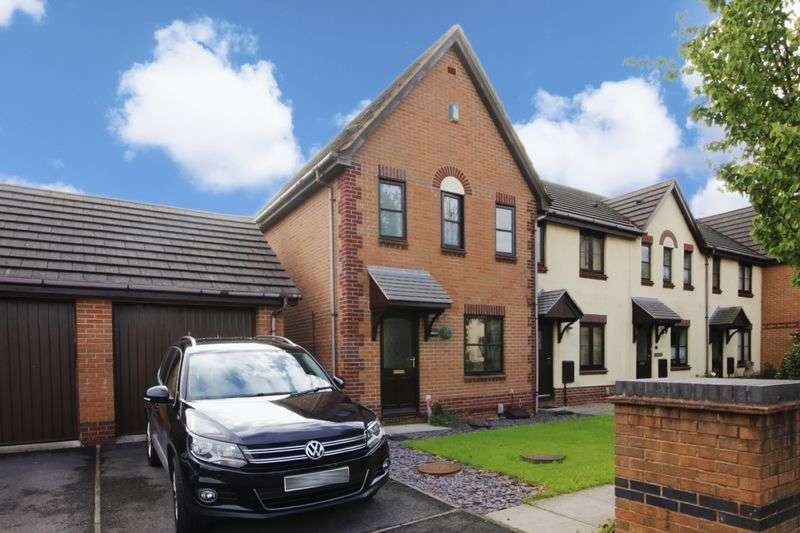 3 Bedrooms Terraced House for sale in St. Briavels Mews, Newport