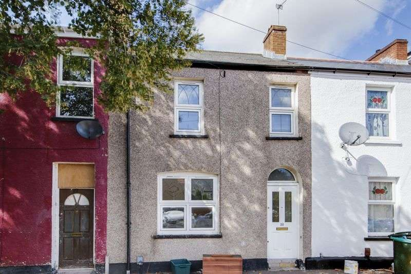 3 Bedrooms Terraced House for sale in Temple Street, Newport