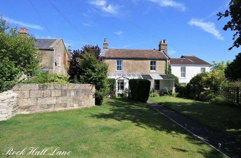 3 Bedrooms Terraced House for sale in Rockhall Lane, Combe Down, Bath