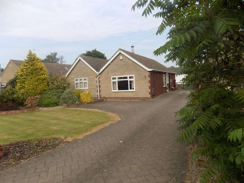 4 Bedrooms Detached Bungalow for sale in Graizelound Fields Road, Haxey