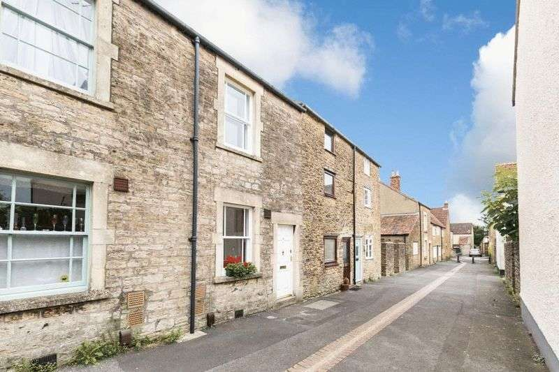 2 Bedrooms Terraced House for sale in York Street, Frome