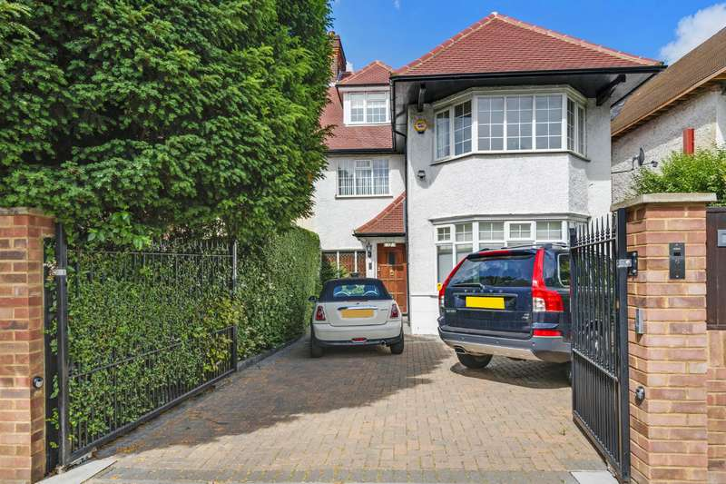 5 Bedrooms House for sale in The Ridgeway, Golders Green