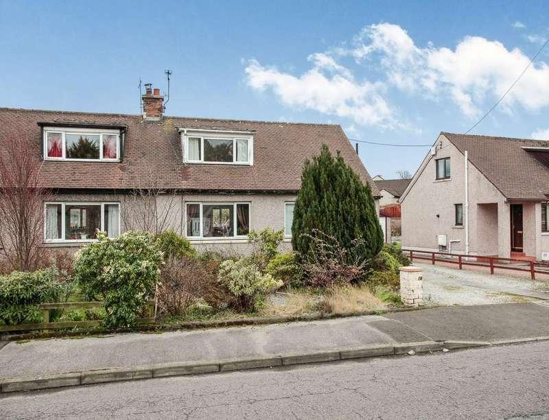 3 Bedrooms Semi Detached House for sale in Cargenbridge Avenue, Cargenbridge, Dumfries, DG2