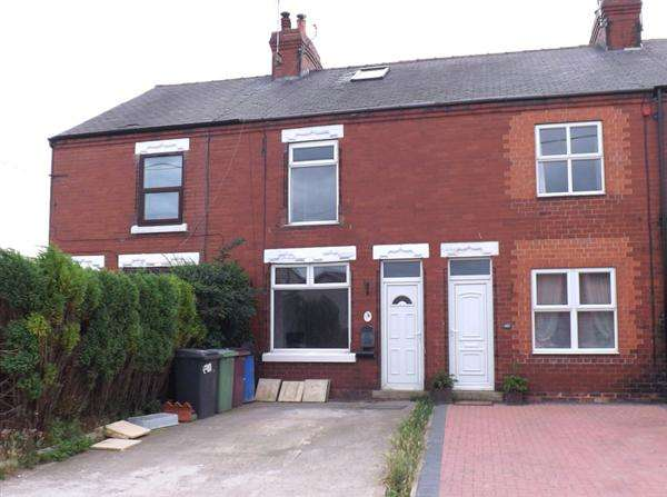 2 Bedrooms Terraced House for sale in Regent Street, Clowne, Chesterfield