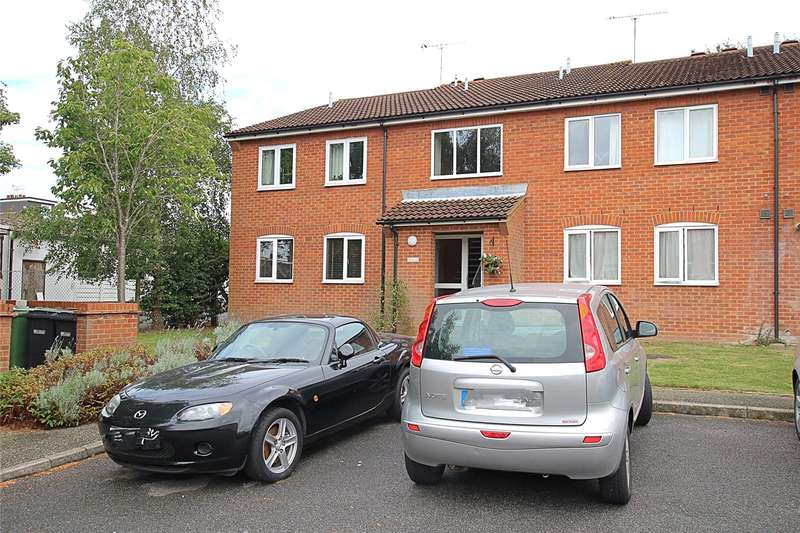 1 Bedroom Flat for sale in Alban Court, Burleigh Road, St. Albans, Hertfordshire, AL1