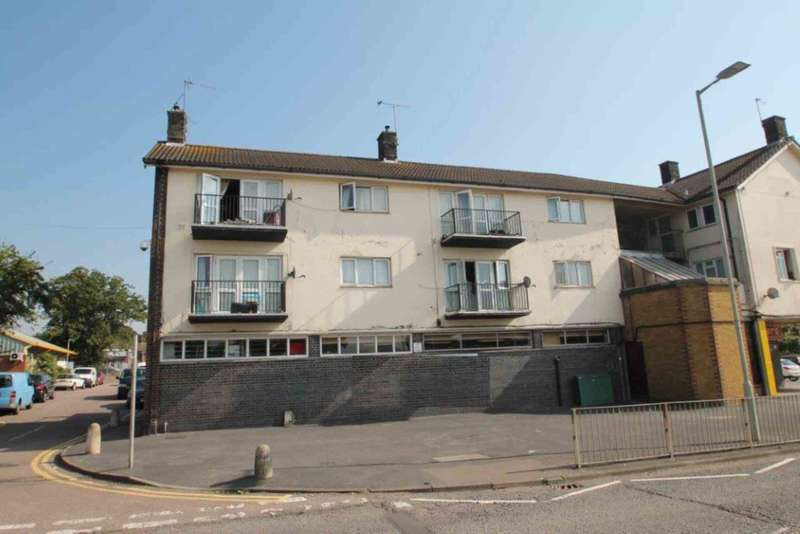 1 Bedroom Apartment Flat for sale in Bennetts End, Hemel Hempstead