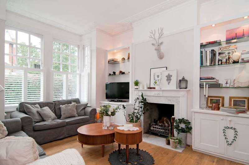 5 Bedrooms House for sale in Parsons Green, London