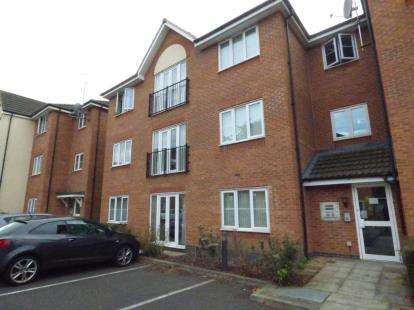 2 Bedrooms Flat for sale in Hassocks Close, Beeston, Nottingham