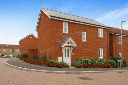 3 Bedrooms Detached House for sale in Bridgwater, Somerset