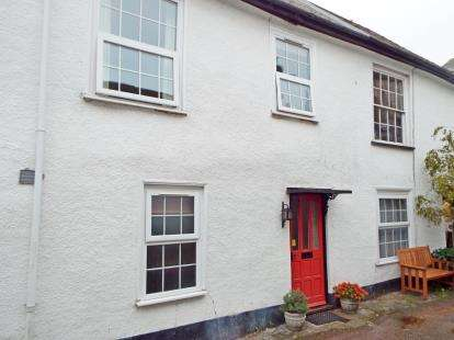 2 Bedrooms Terraced House for sale in High Street, Honiton, Devon