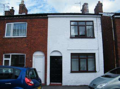 2 Bedrooms Semi Detached House for sale in Dierden Street, Winsford, Cheshire, CW7