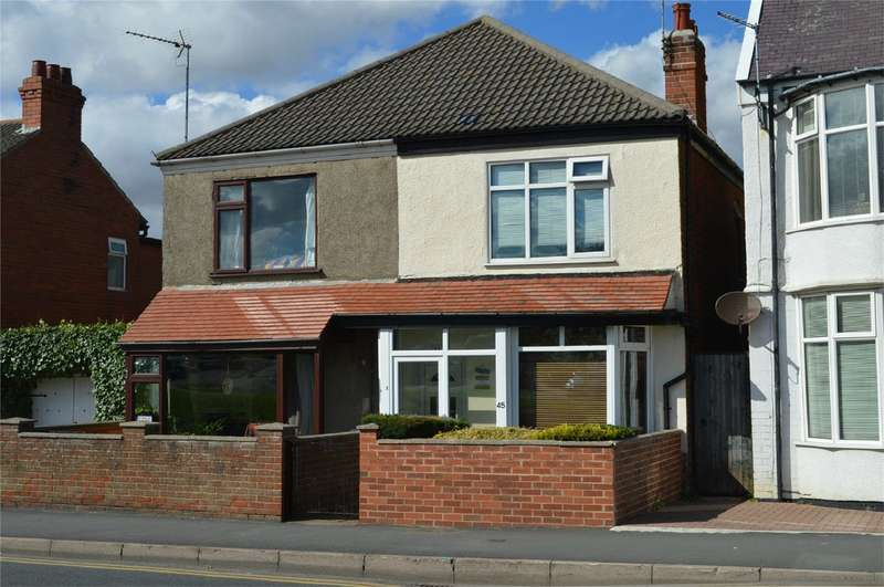2 Bedrooms Semi Detached House for sale in 45 New Road, Hornsea