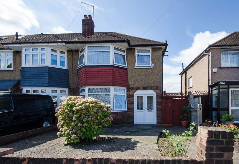 3 Bedrooms House for sale in Field End Road, Harrow, HA4