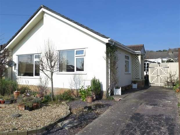 2 Bedrooms Semi Detached Bungalow for sale in Welsford Avenue, Wells