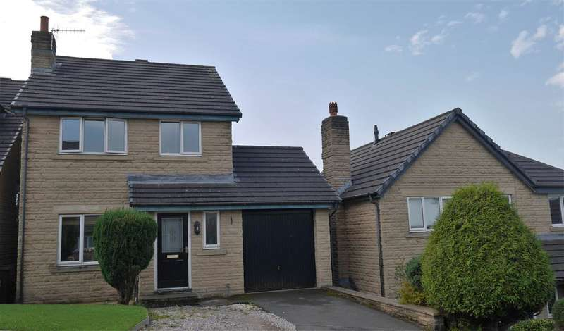 3 Bedrooms Detached House for sale in Ribchester Way, Nelson
