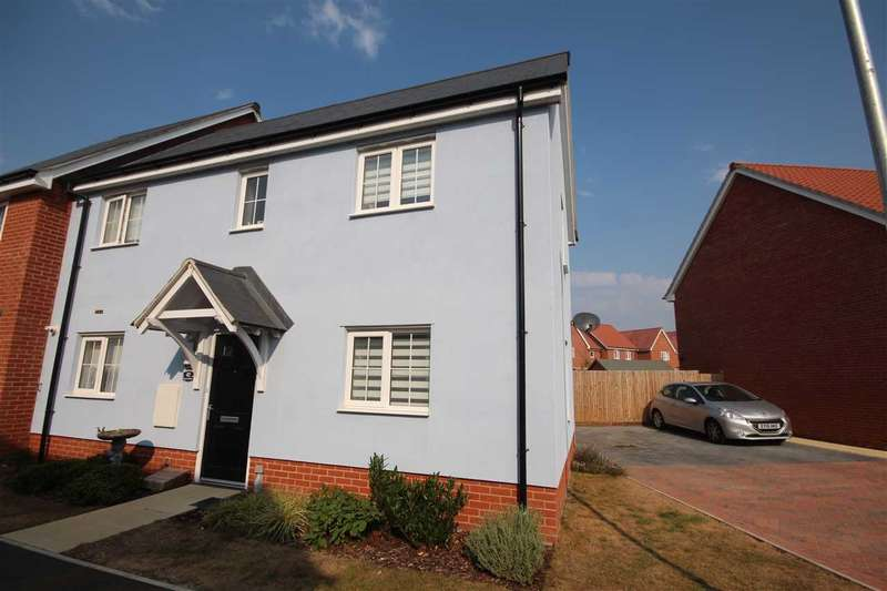 3 Bedrooms Semi Detached House for sale in Legerton Drive, Clacton-On-Sea