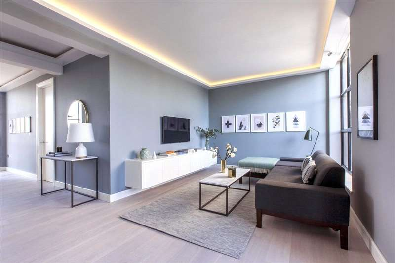 3 Bedrooms Flat for sale in Long Island Lofts, London, W3
