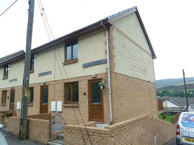 3 Bedrooms Semi Detached House for sale in Duffryn Road, Caerau, Maesteg, Mid Glamorgan