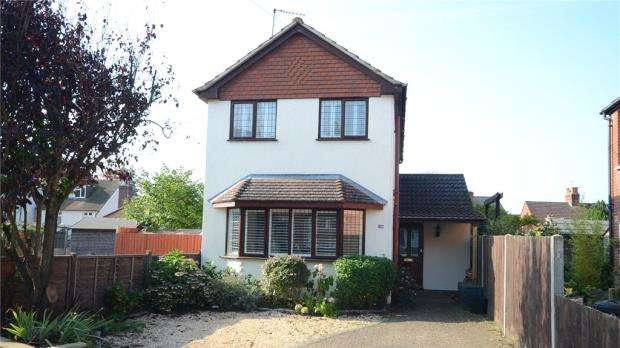 3 Bedrooms Detached House for sale in Howard Road, Wokingham, Berkshire