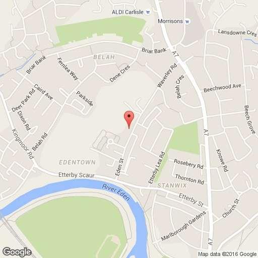 2 Bedrooms Flat for sale in Eden Town Court, Eden Street, Carlisle, CA3 9LQ