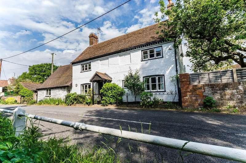 5 Bedrooms Detached House for sale in Cuxham, Watlington
