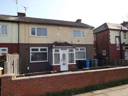 3 Bedrooms Semi Detached House for sale in Ennerdale Road, Stretford, Manchester, Greater Manchester