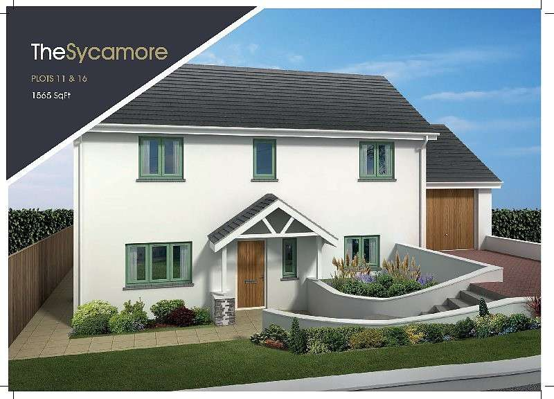 4 Bedrooms House for sale in Plot 11 - The Sycamore, The Ridings, West Alvington, Kingsbridge