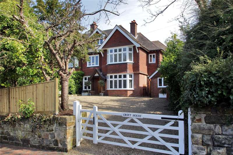 5 Bedrooms Semi Detached House for sale in Frant Road, Tunbridge Wells, Kent, TN2