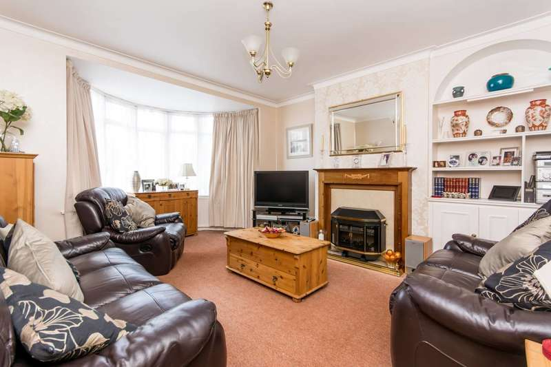 3 Bedrooms House for sale in Randall Avenue, Dollis Hill, NW2