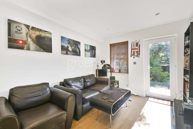 2 Bedrooms Flat for sale in Mill Lane, West Hampstead, London, NW6