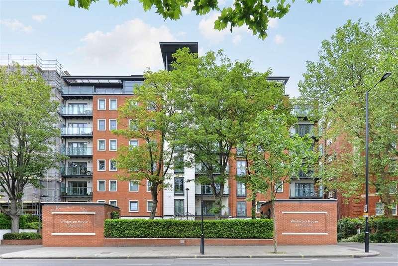 3 Bedrooms Flat for sale in Winterton House, London, W9