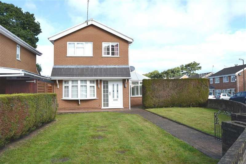 3 Bedrooms Property for sale in Dearnford Avenue, Bromborough, Wirral