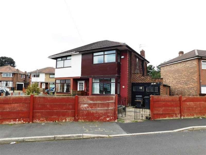 2 Bedrooms Property for sale in Merton Drive, Droylsden, Manchester
