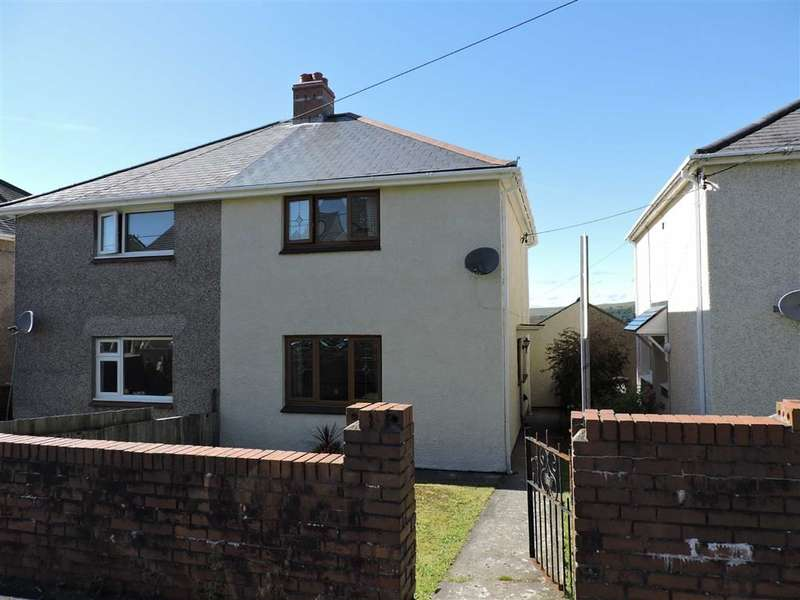 2 Bedrooms Property for sale in Barry Road, Lower Brynamman