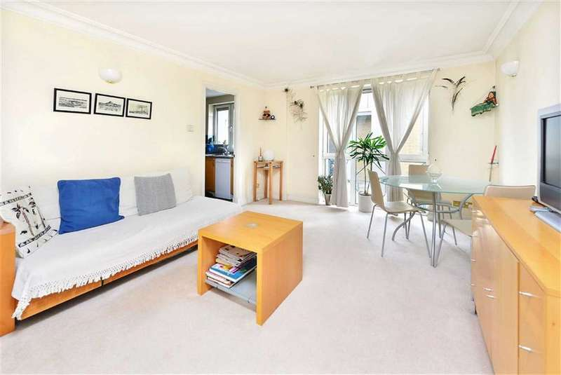 2 Bedrooms Property for sale in Chamberlain House, Waterloo, London