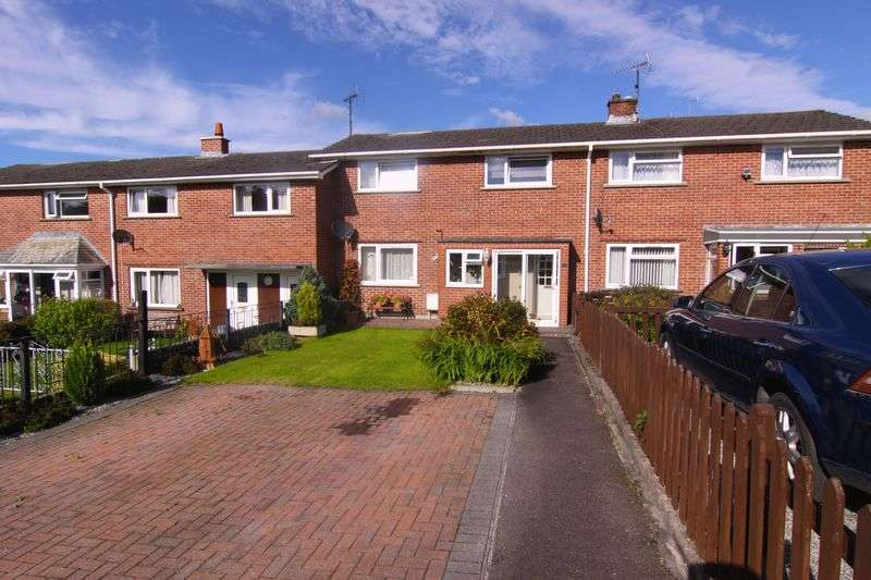 3 Bedrooms Terraced House for sale in Wonnacotts Road, Okehampton