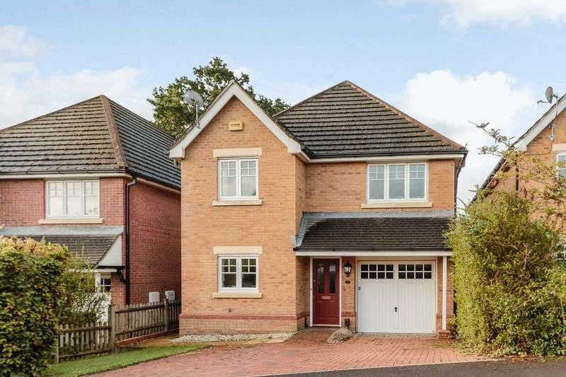 4 Bedrooms Detached House for sale in Chandlers Ford, Eastleigh, SO53 3LL