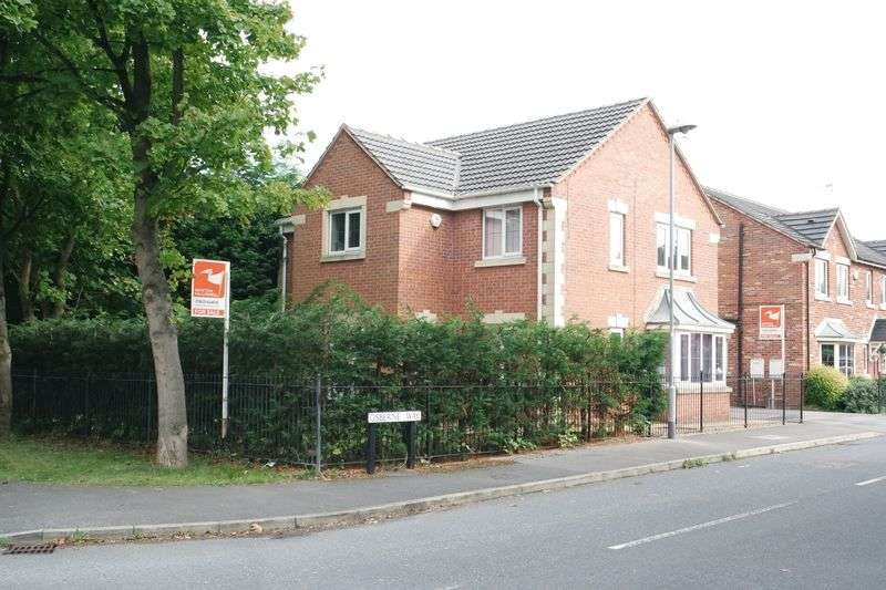 4 Bedrooms Detached House for sale in Mansfield Road, Mansfield