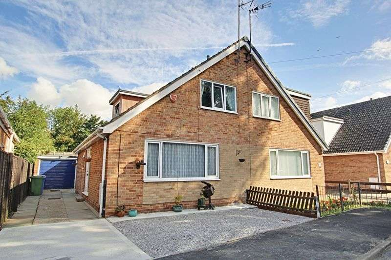 2 Bedrooms Semi Detached House for sale in Chestnut Avenue, Hedon