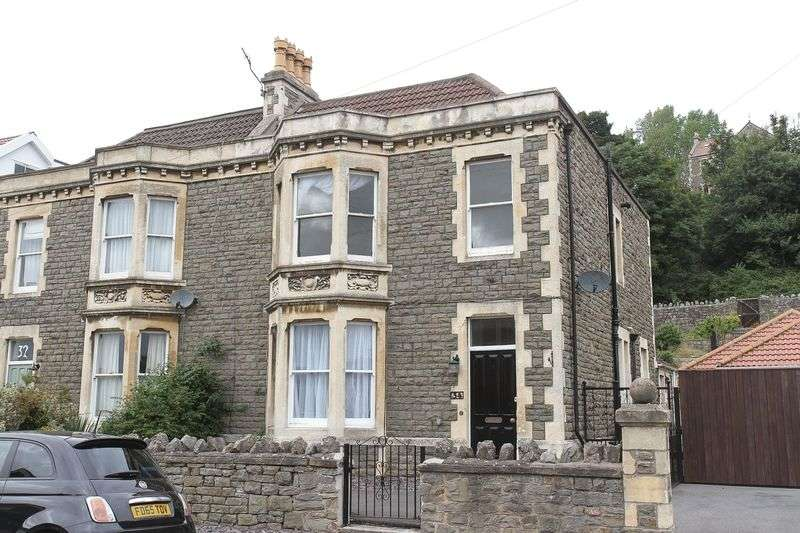 4 Bedrooms Semi Detached House for sale in Highdale Avenue, Clevedon