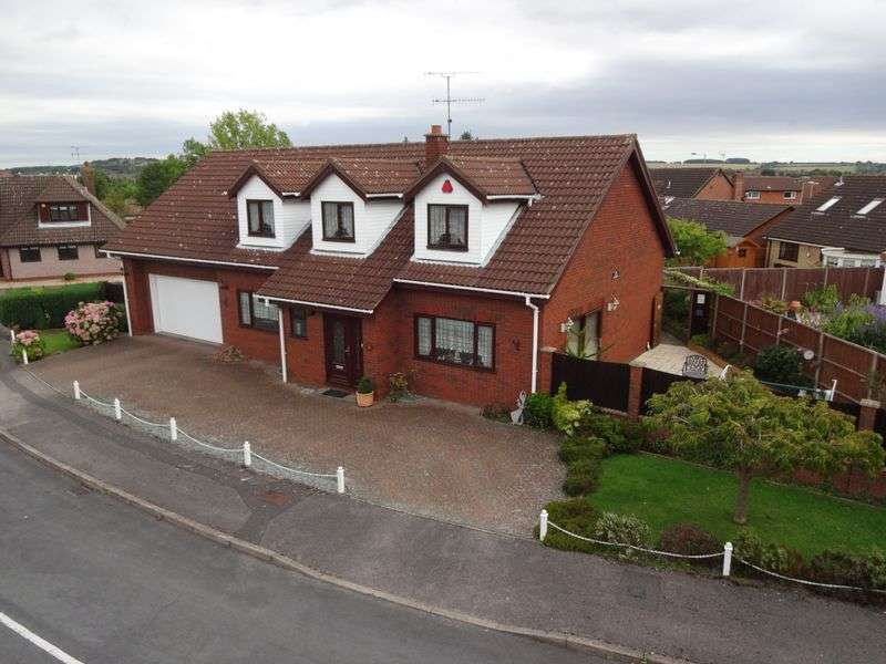 5 Bedrooms Detached House for sale in Lighthorne Rise