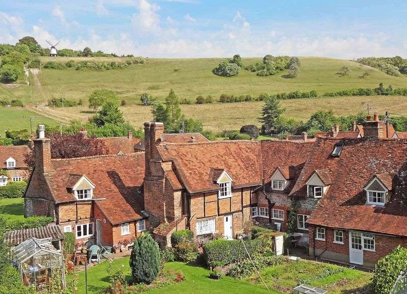 3 Bedrooms House for sale in School Lane, Turville Village, Henley-On-Thames
