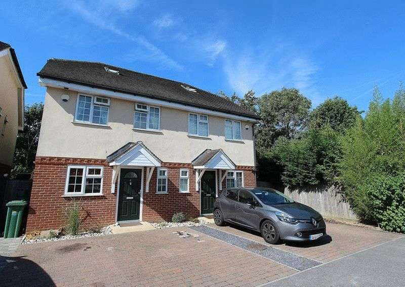 3 Bedrooms Semi Detached House for sale in Hawthorn Close, Blanchmans Road, Warlingham