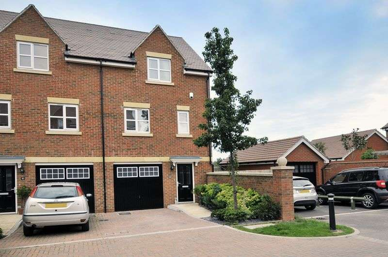 3 Bedrooms Terraced House for sale in Robin Road, Worthing
