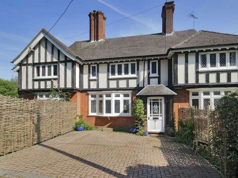 3 Bedrooms Terraced House for sale in Horsted Lane, Sharpthorne